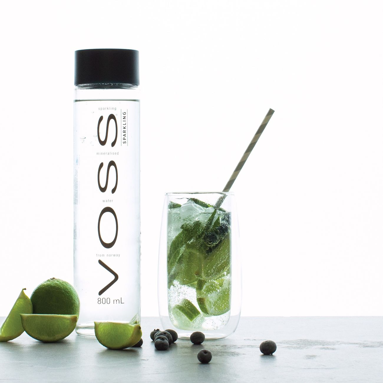I've knocked back three of these due to the heat wave in Sydney today. I'm so addictive to beautiful packaging. VOSS Voss Water  Heatwave Hanging Out