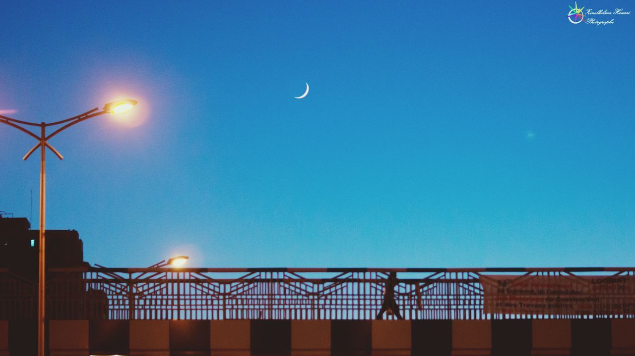 The Crescent Moon announcing a new hijri year in this occasion i wish a very nice new year to all my muslim brothers may it bring us joy and happiness inchallah 😊
