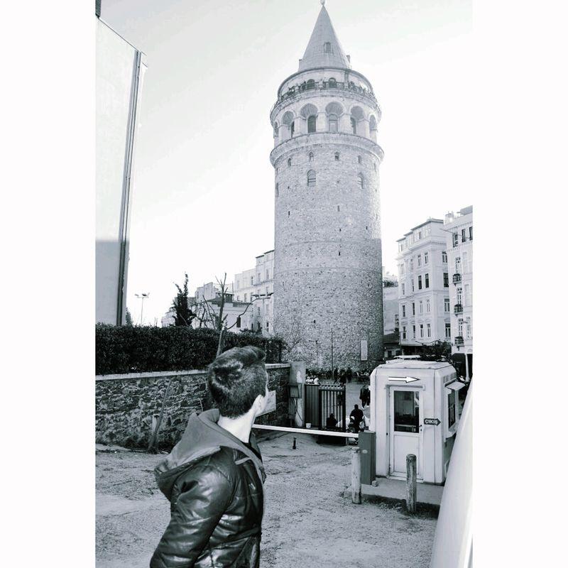 Galata Beyoğlu Istanbul Me