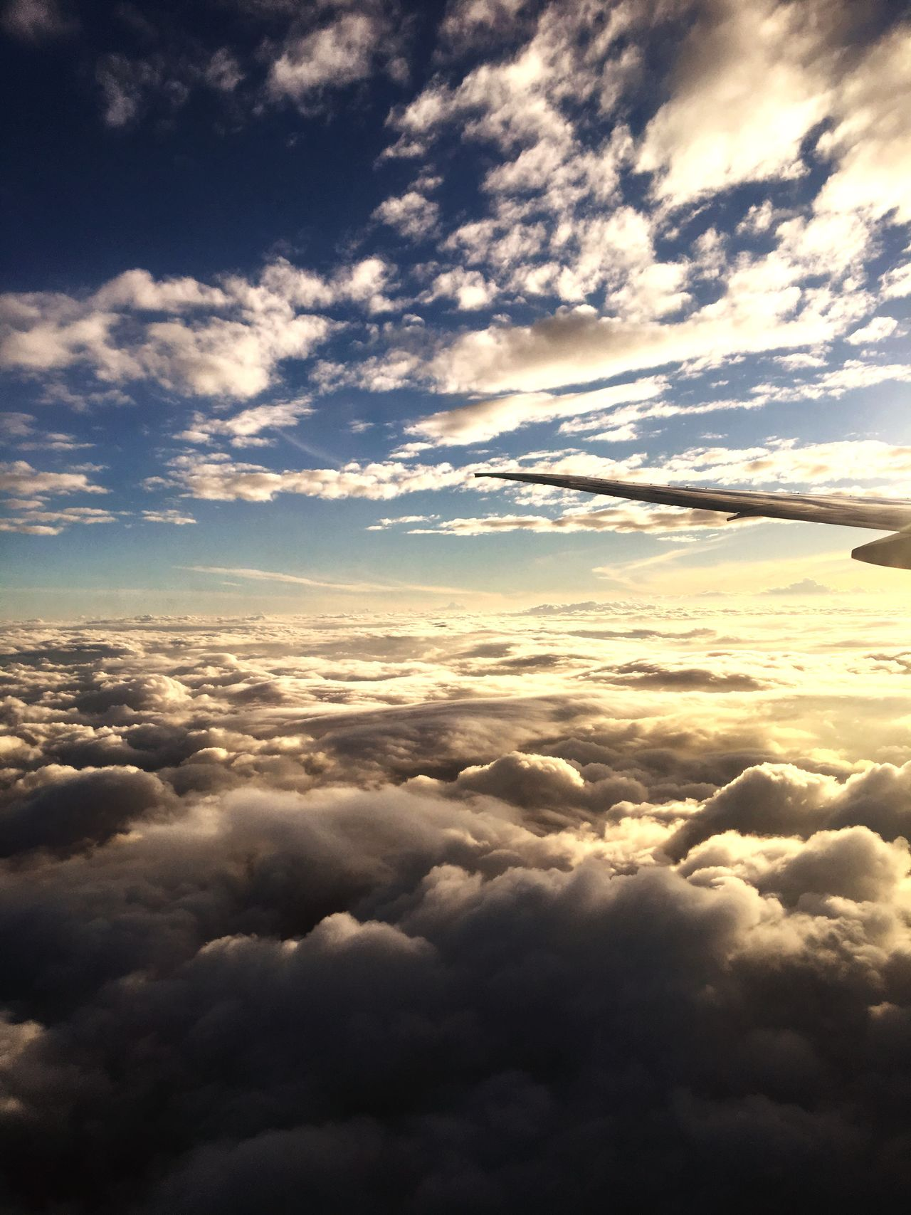 From KL to AUE sky Cloud - Sky Beauty In Naturescape]lTravelpe Travel airplane Backgrounds