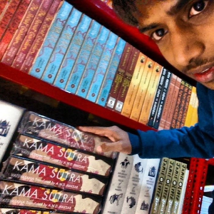 Kamasutra Books Library