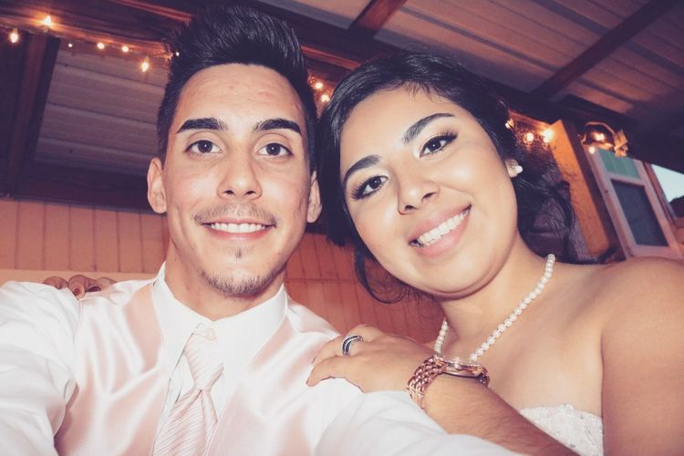 Happy weddings! Wesley Aguilar Abilene Paco First Eyeem Photo