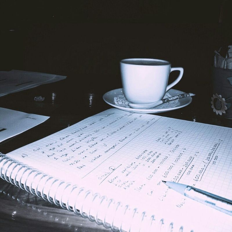 Exam The Last One Hope Coffee And Book