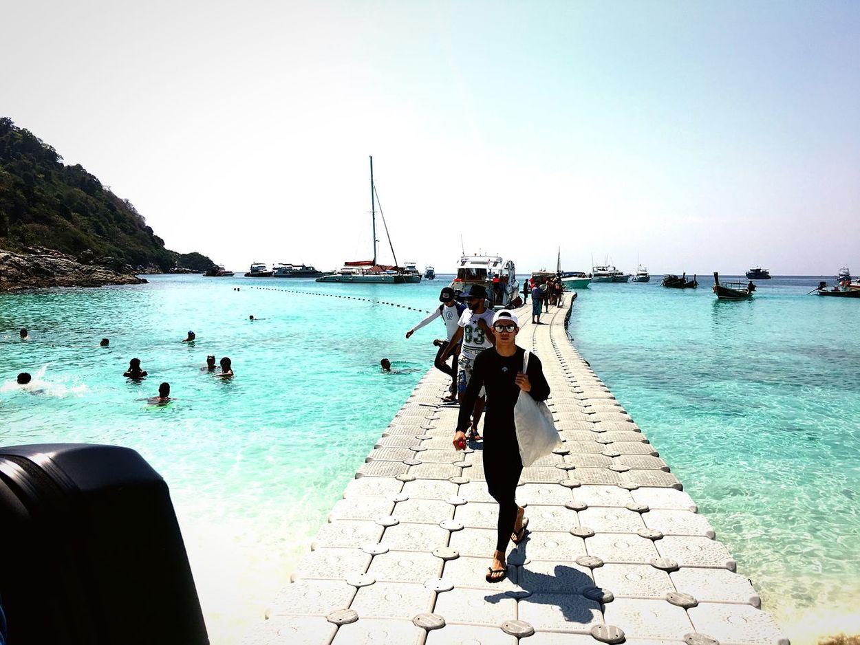 Coral Island,Thailand