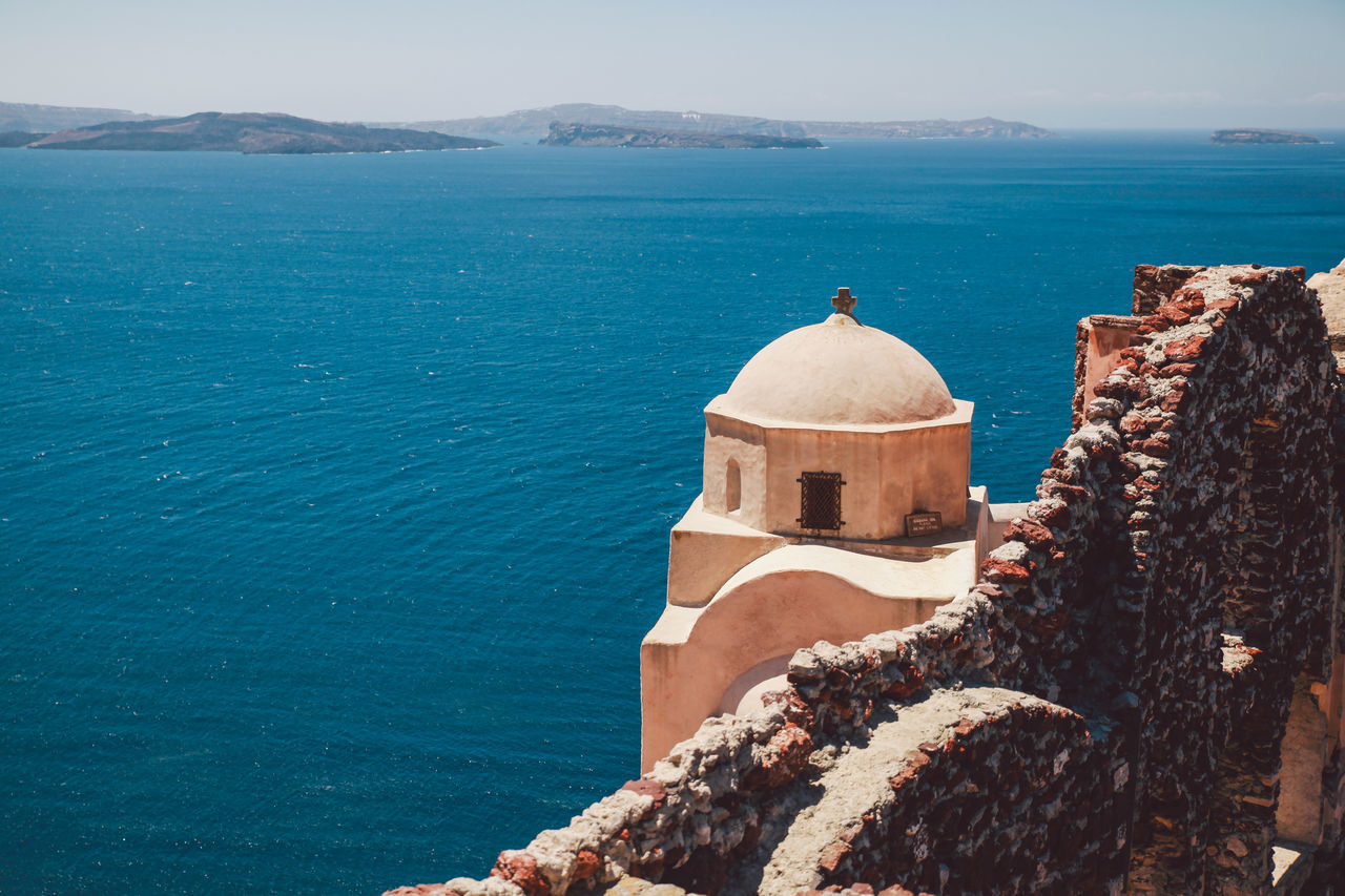 Beautiful stock photos of greece, Aegean Sea, Architecture, Beauty In Nature, Building Exterior
