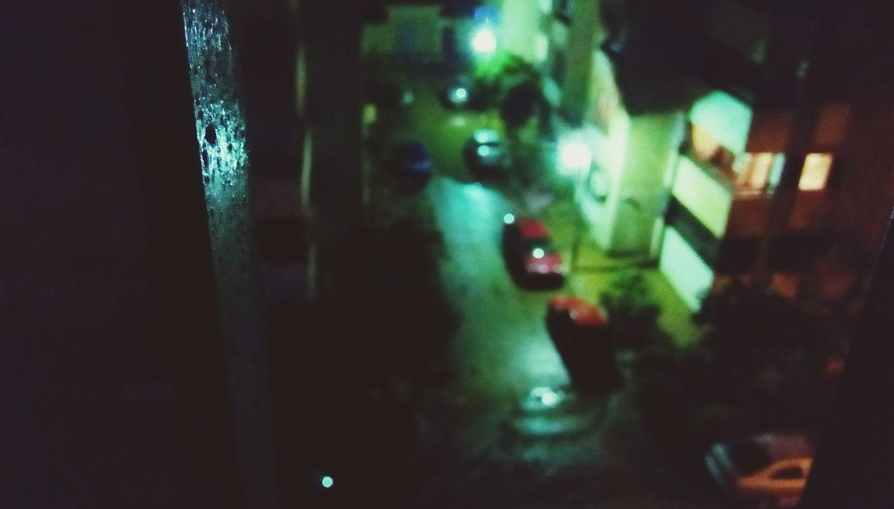 night, indoors, illuminated, close-up, no people