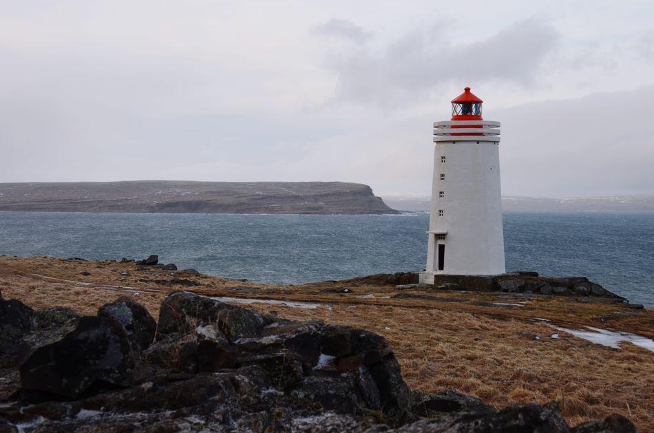 Beautiful stock photos of leuchtturm, lighthouse, sea, sky, guidance