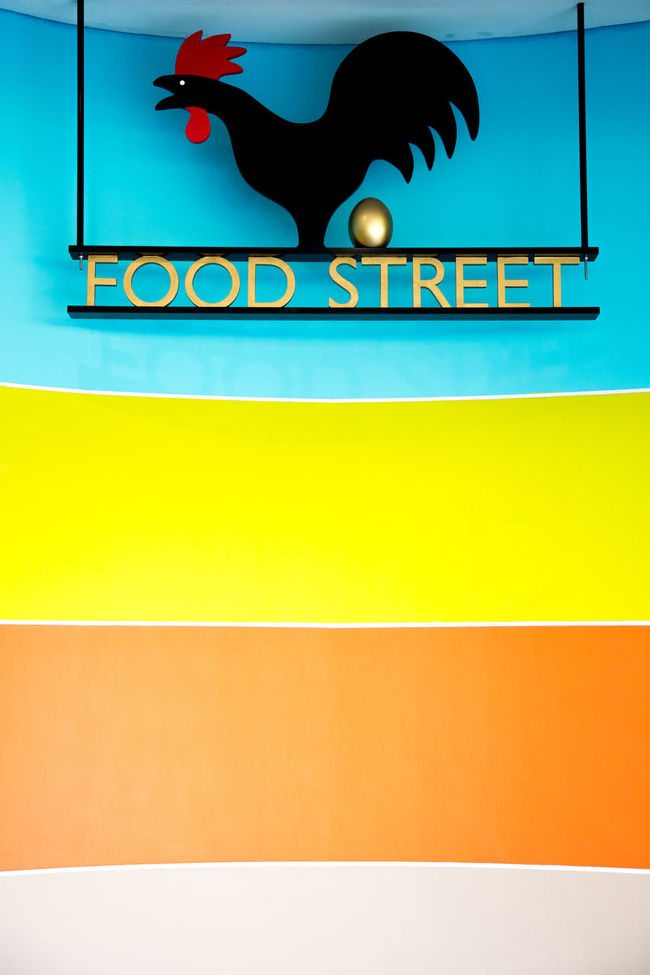 Art Colorful Food Golden Egg Graphic Multi Colored No People Rooster Sign Simple Singapore Travel