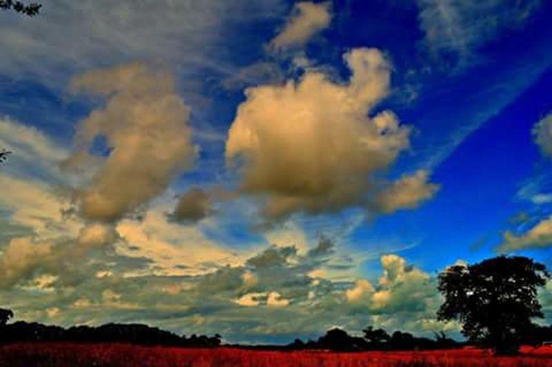 Brading Isleofwight Love My Camera Nikon D3200 Clouds