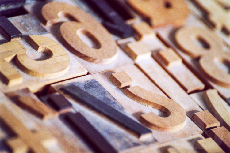 Printing Letters Close-up Old-fashioned Communication Full Frame Alphabet Antique Printing Object Photography Things Printing Technology Printing Machine