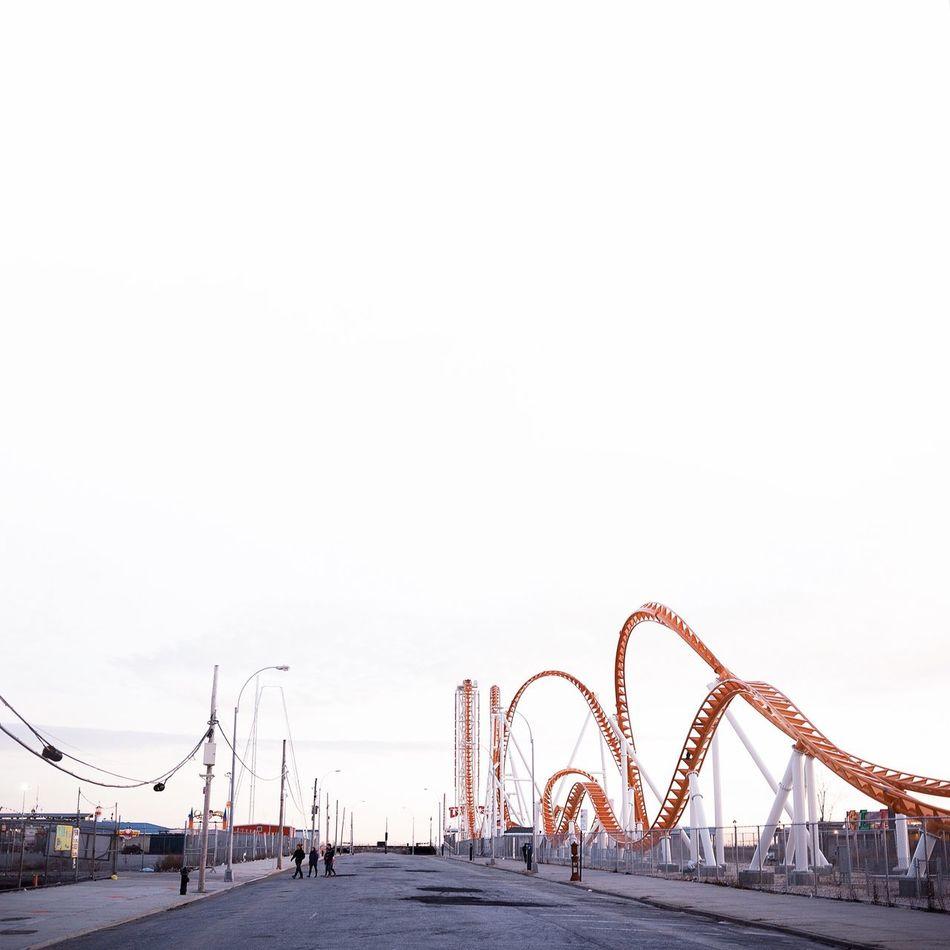 Beautiful stock photos of roller coaster, Amusement Park, Amusement Park Ride, Arts Culture And Entertainment, Built Structure