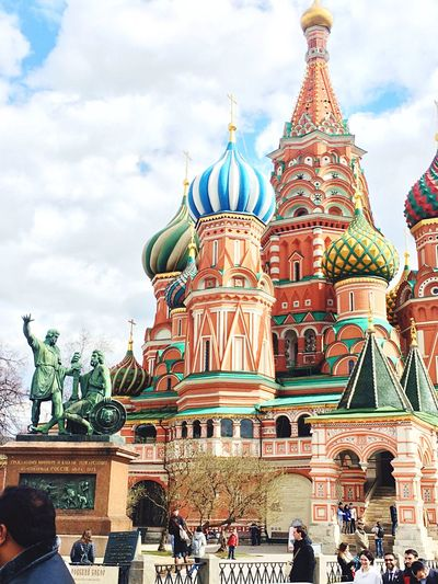 Moscow Cathedral St Basil's Cathedral