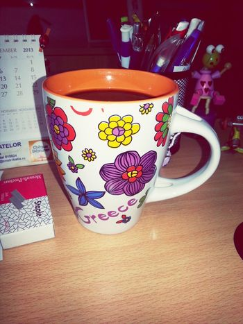 Back to work..with coffee & memories :p