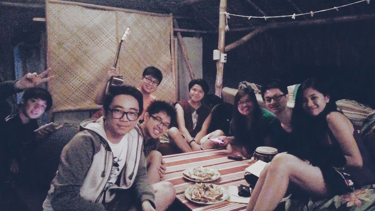 The Places I've Been Today || Fetsam Jetsam [021915] - Dinner Launion Chillin Pizza Pasta Hippie