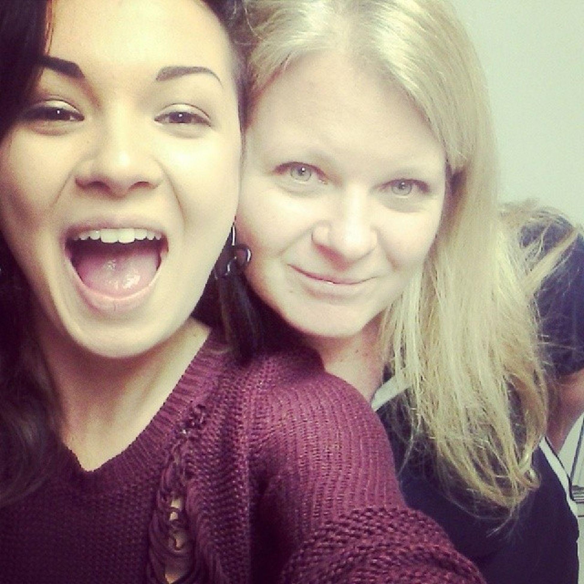 Selfie with my mommy Merrychrisrmas Selfie Mommy