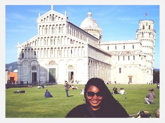 Pisa at pisa, italy by Ashante Greenlee