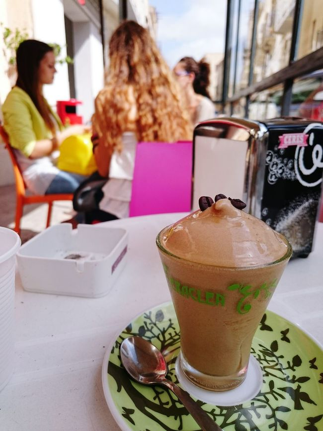 A Taste Of Life Cremino time di Coffee Castelvetrano Bar Sicily Italy