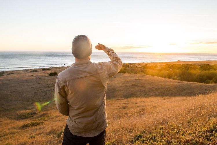 Lookin' west Check This Out Taking Photos Enjoying Life Hello World Hanging Out Exploring Wanderlust Travel Nature Adventure Coastline California Camping Hiking Overlook Enjoying The View Sunset Backpacking