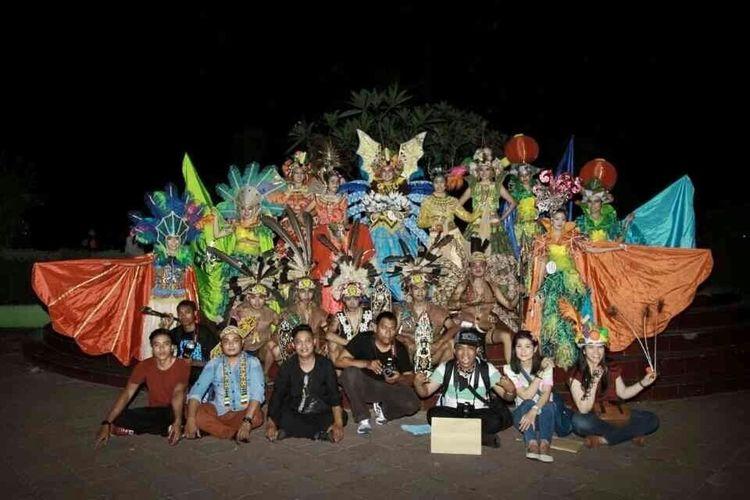 A&R Studio Balikpapan INDONESIA Carnival