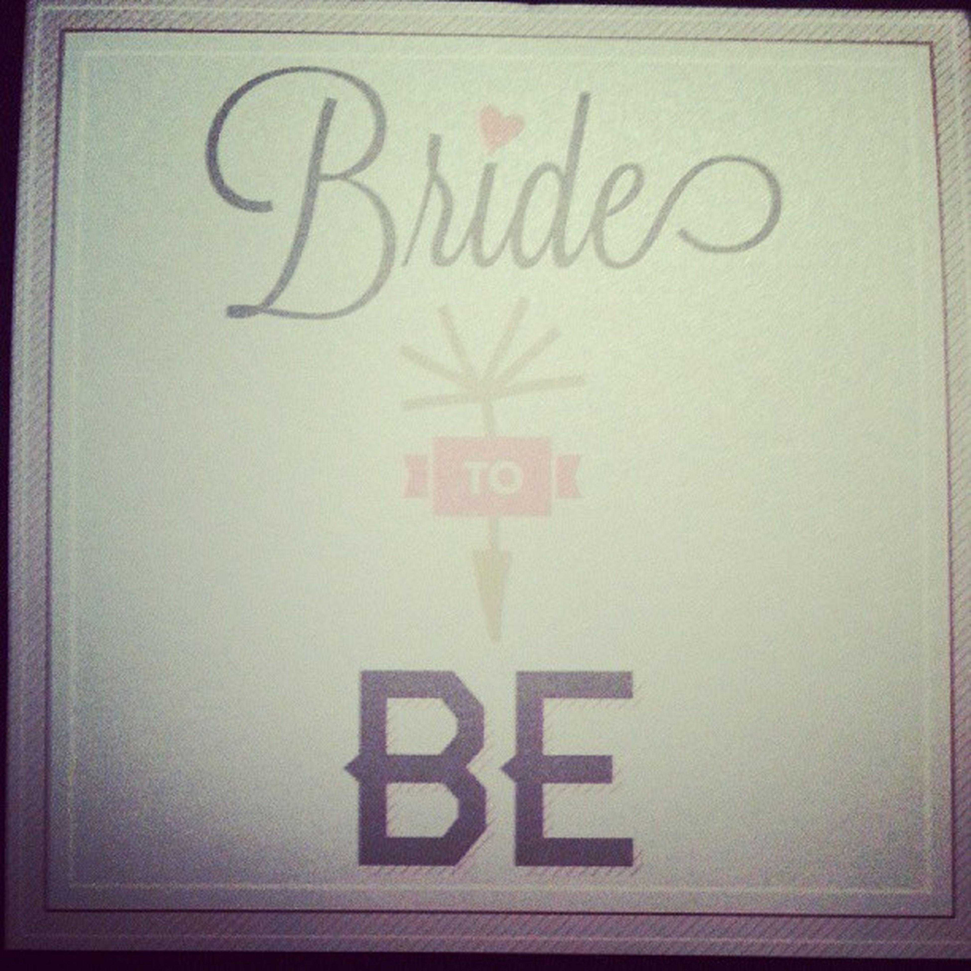 Bridetobe Bridalshoer MrAndMrsSarraino Wedding imgettingmarried invites celebration