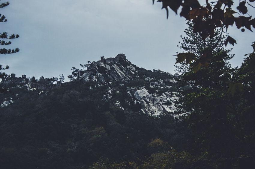 Vscocam Sintra Portugal Mountain