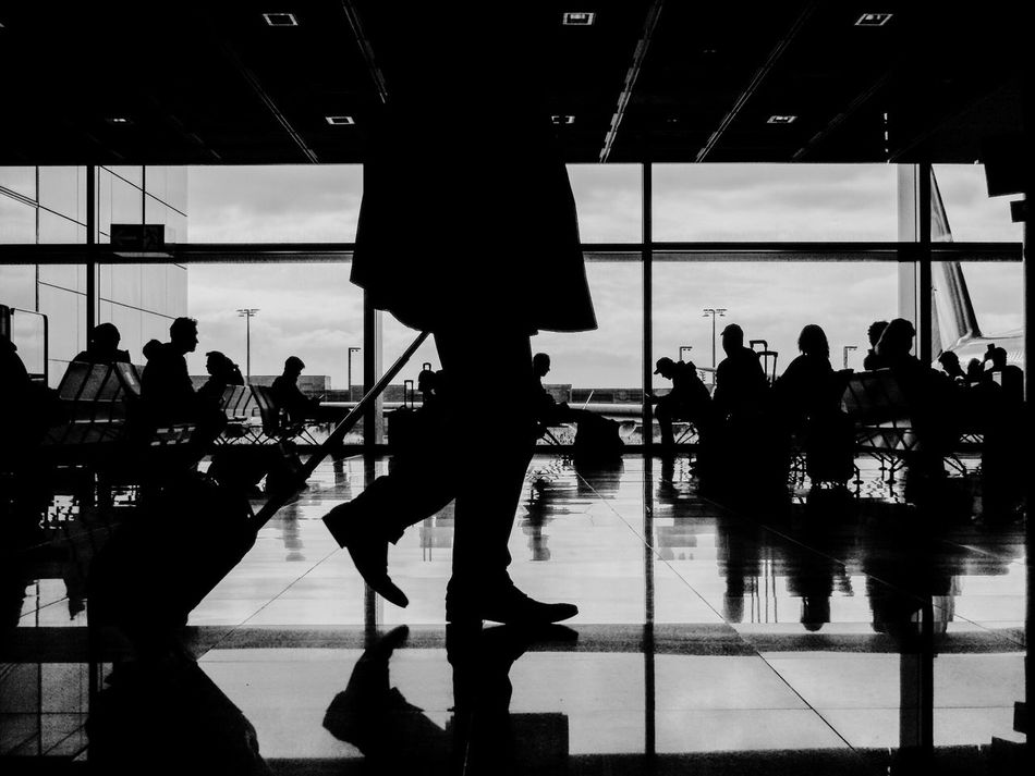 Beautiful stock photos of airport, Airport, Day, Indoors, Journey