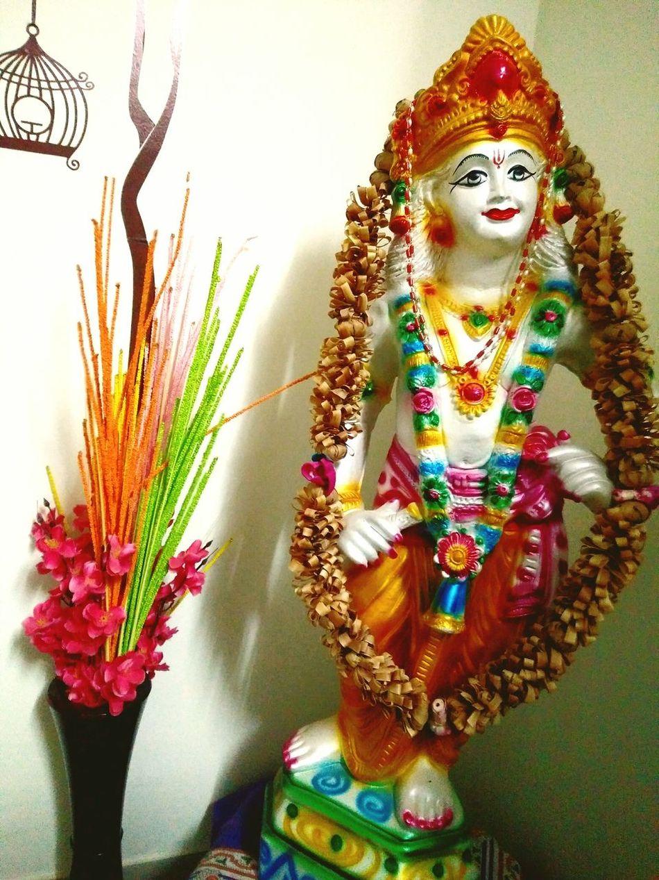 Lord krishna First Eyeem Photo