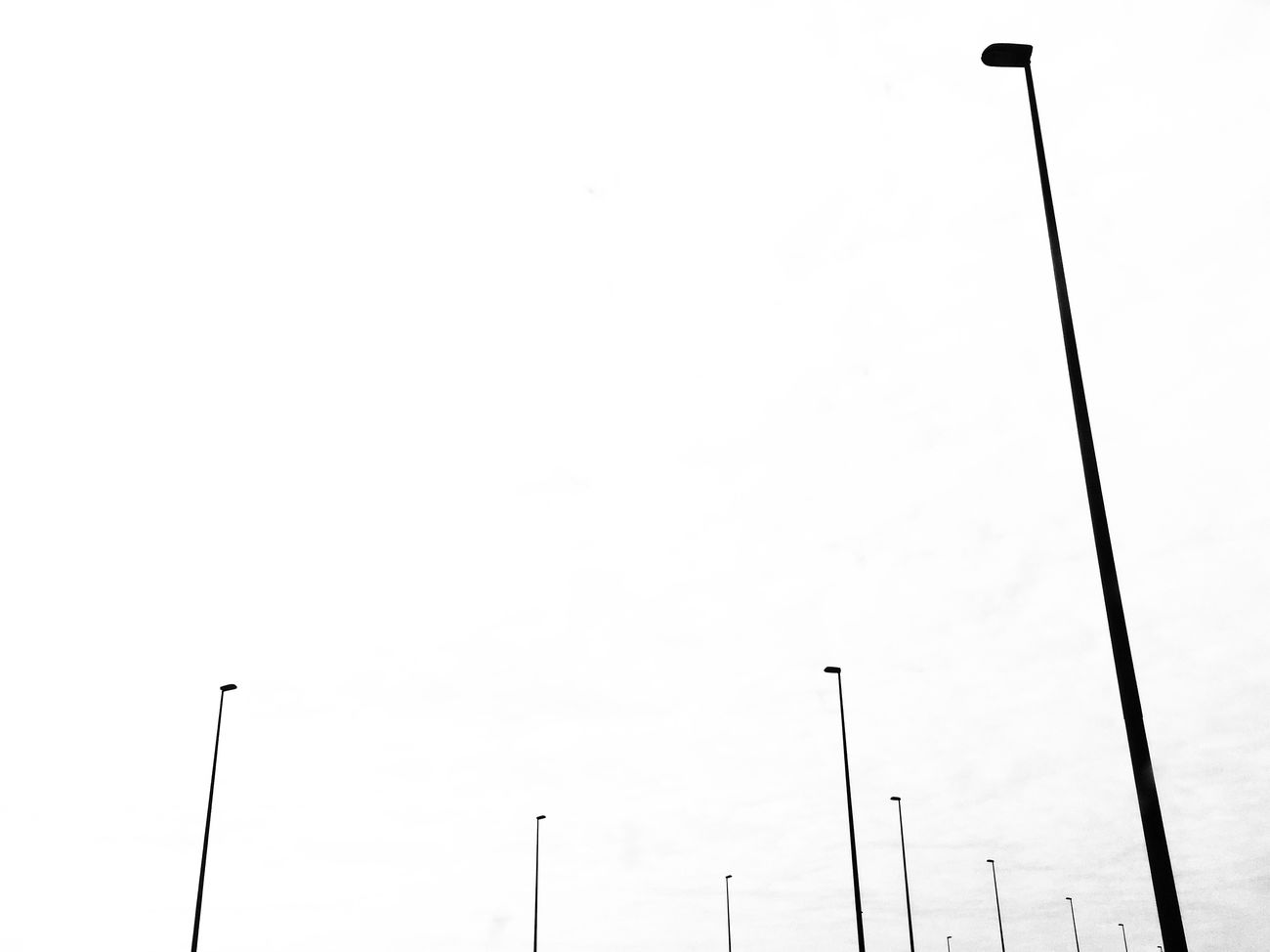 Street Light Street Lamp Road Clear Sky Minimalist Minimalism Minimal Outdoors Lighting Equipment Bnw Bnw_collection EyeEm Best Shots - Black + White Blackandwhite Photography Blackandwhite Tranquility Mmaff From My Point Of View EyeEm Gallery Eye4photography  Taking Photos Hello World EyeEm Best Edits Light And Shadow