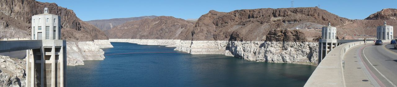 How Do You See Climate Change? Lake Mead Las Vegas Nevada Hoover Dam Environment Environmental Damage Globalwarming USA America Water Levels Drought