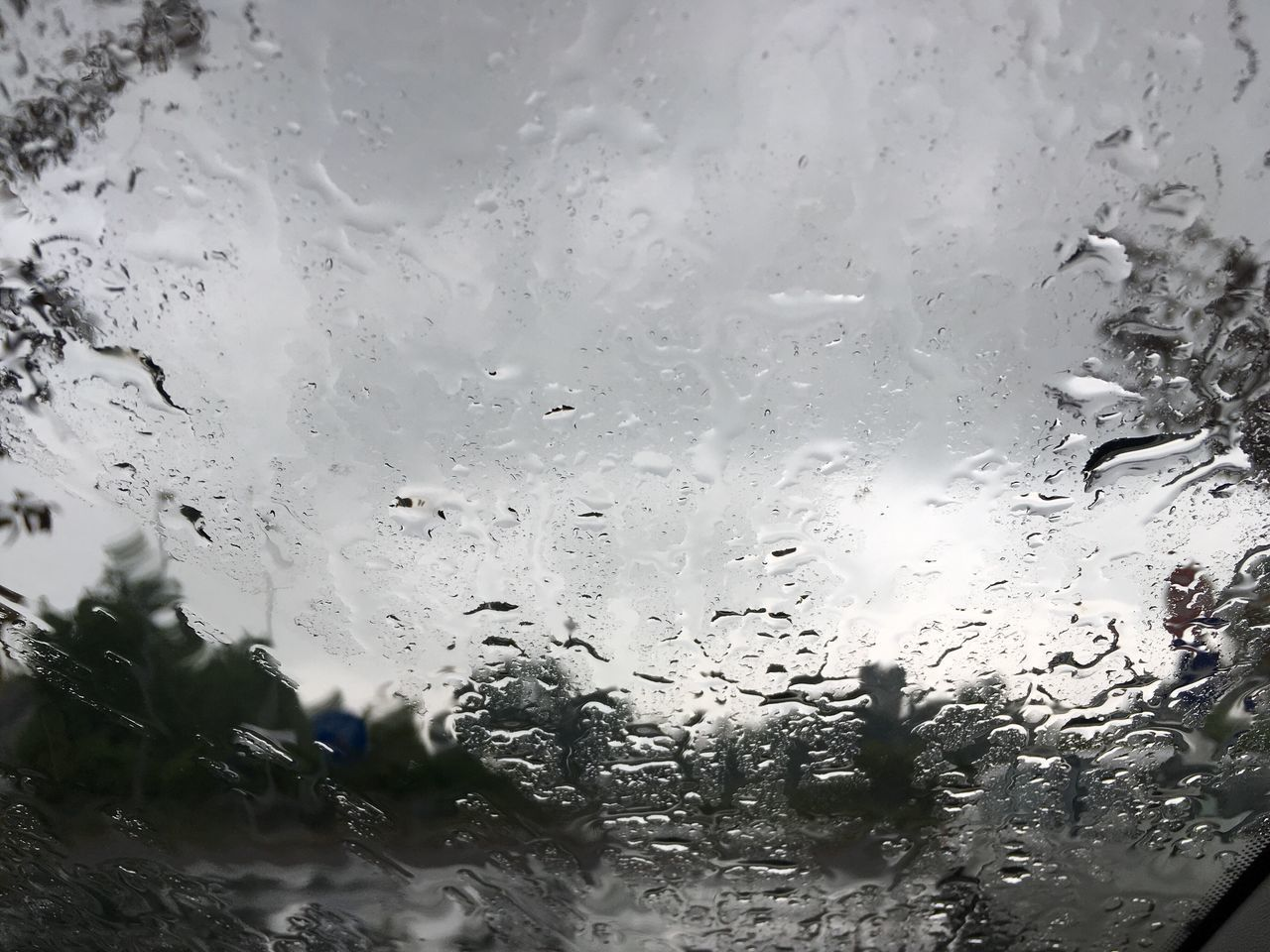 A Grey Rain that remind me a Purple one. Rain Drops Rain Rainy Days Grey Sky Waterdrops Unfocused Prince  Windshield Window View Romantic Sadness Blackandwhite
