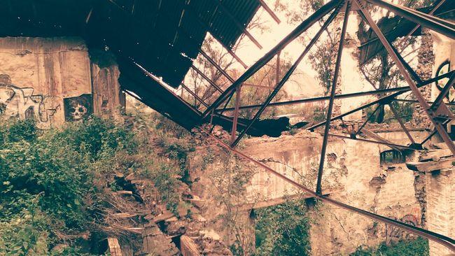 City Kaos Cudad Del Kaos Casa En Ruinas