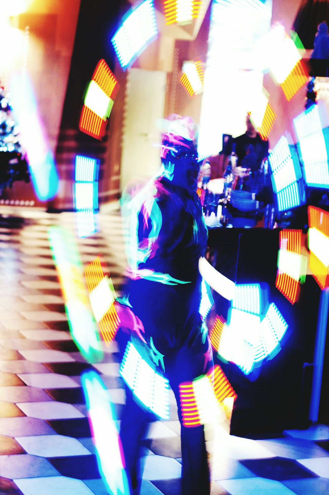 All The Neon Lights Sweetwedding