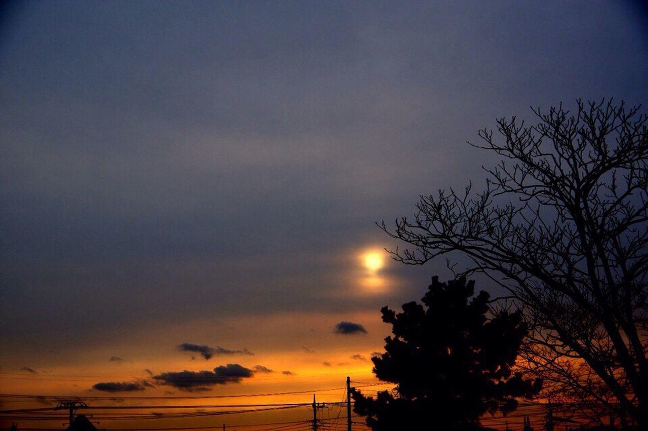おつかれさま。 Cloud - Sky Twilight 夕暮れ時 おつかれさま Pentax K-3