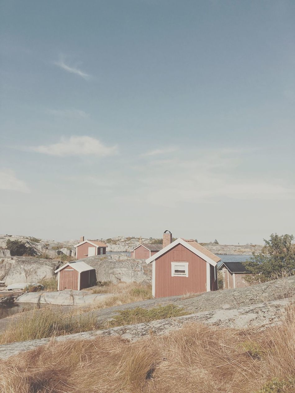 House Outdoors Landscape