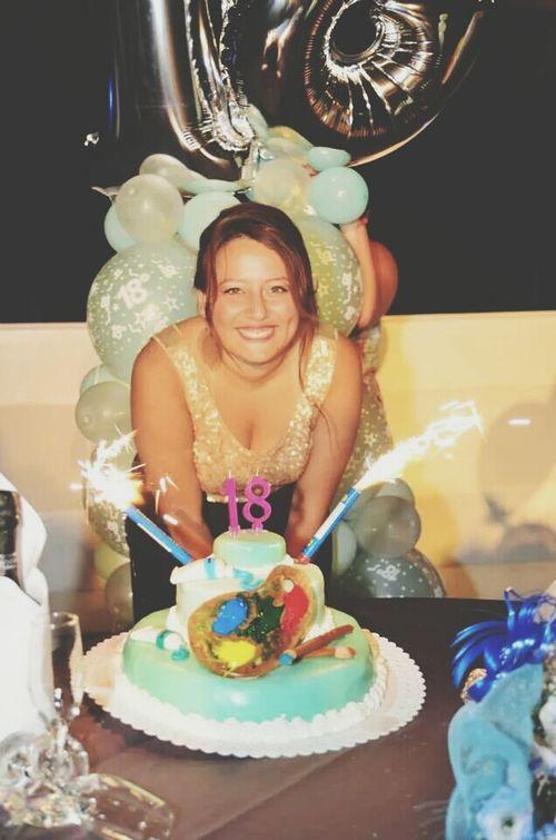 MyBirthday 18anni Party! Enjoying Life
