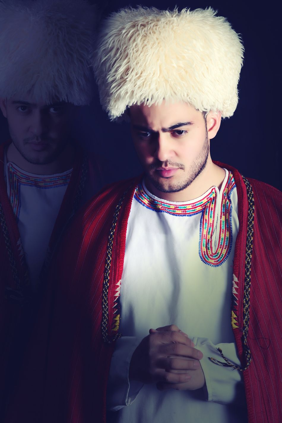 Meeenhan Turkmen Turkmenistan Turkmendress Traditional National Dress People Modelphotography Fashion Model Model Handsome