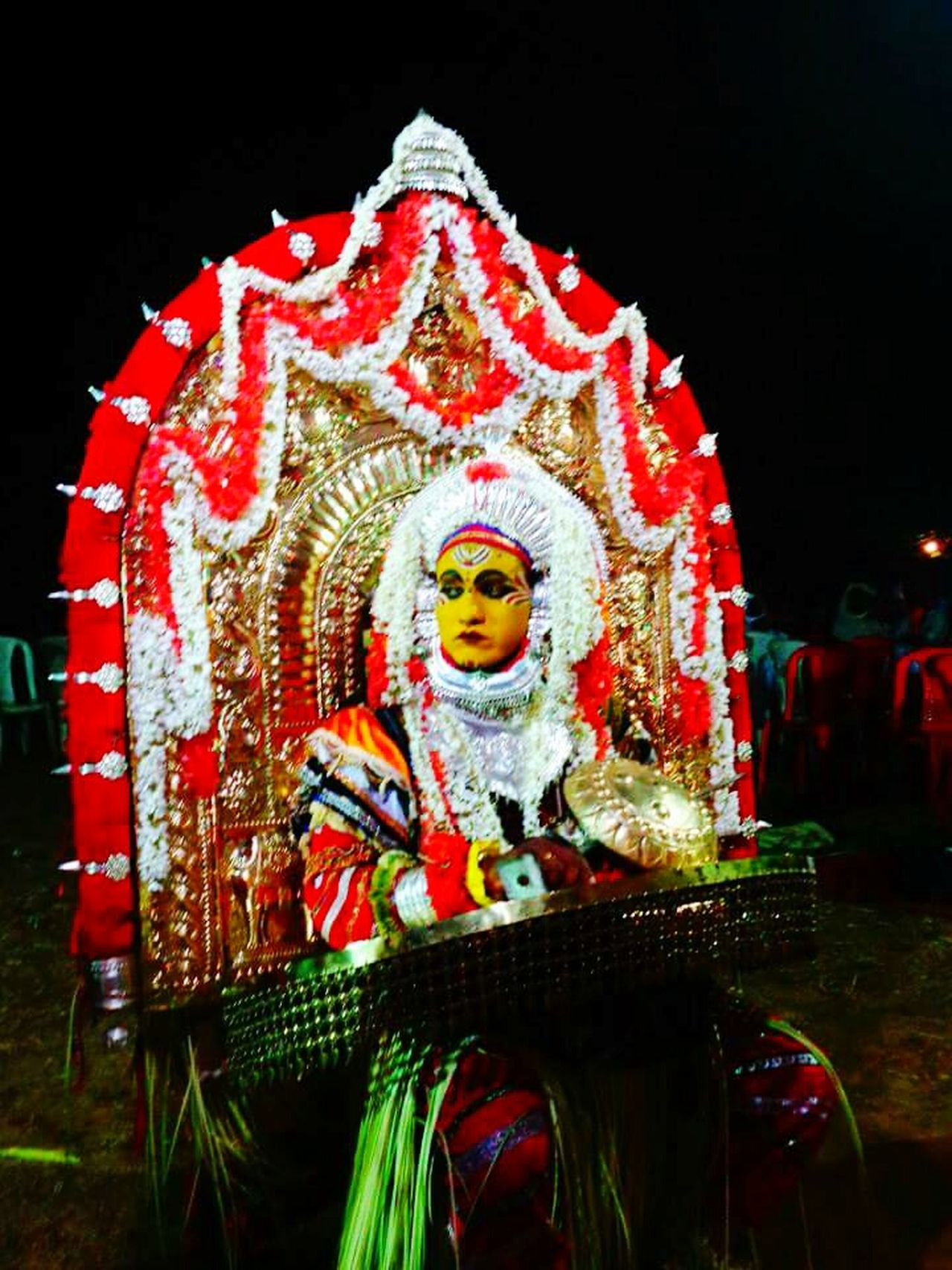 Colors Of Carnival Hindu Gods Hinduism Hindu Traditional Costume Tradition Worship Karkala Udupistation Mangaloreal Mangalore_visits Mangalore Nammaudupi Udupi Colours Of Carnival Colors Of Carnival Costume