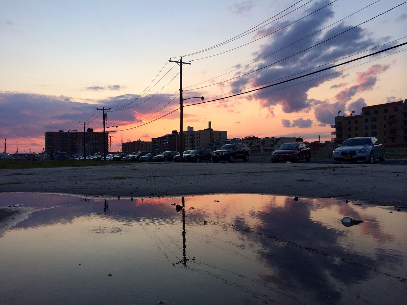 Sunset At Long Beach, NY Splendid_reflections Visualmagic EyeEm Best Shots