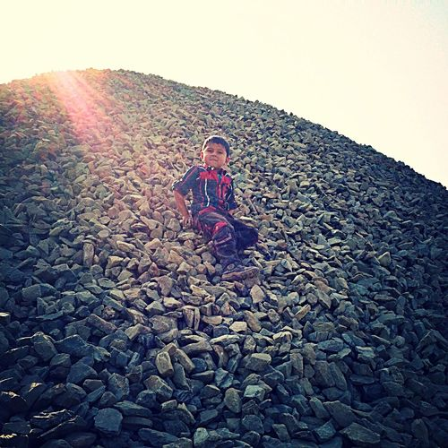 Check This Out Hanging Out Pakistan Freshness Happy Time Babyboy Kidsphotography Cool Kids Stylish Kids Style Sunny Day Stones Happy :) Cool