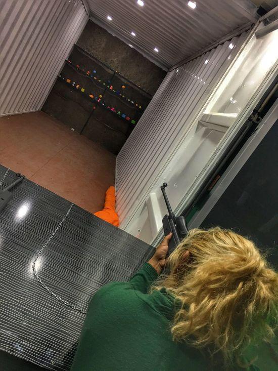 стрельбы оружие тир Фергана