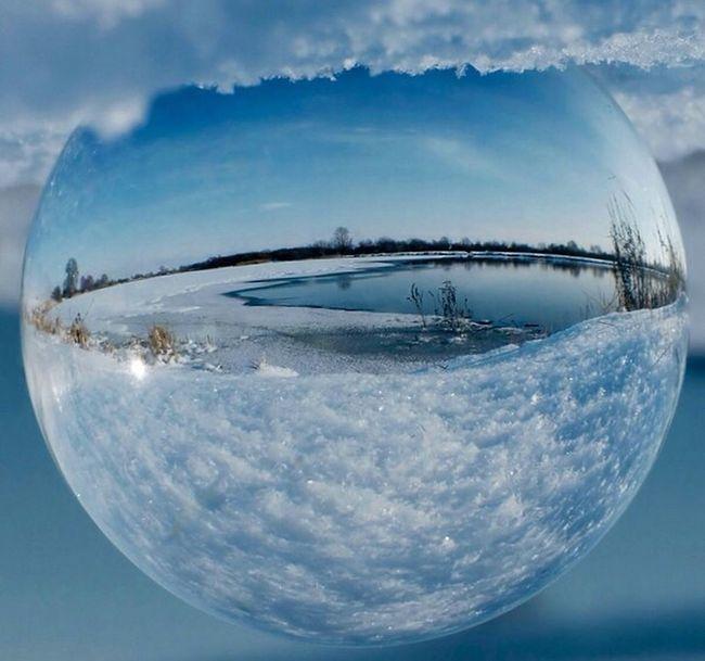 expirience , Hi! , Is It Real? , Wintertime , Landscape , Art ,