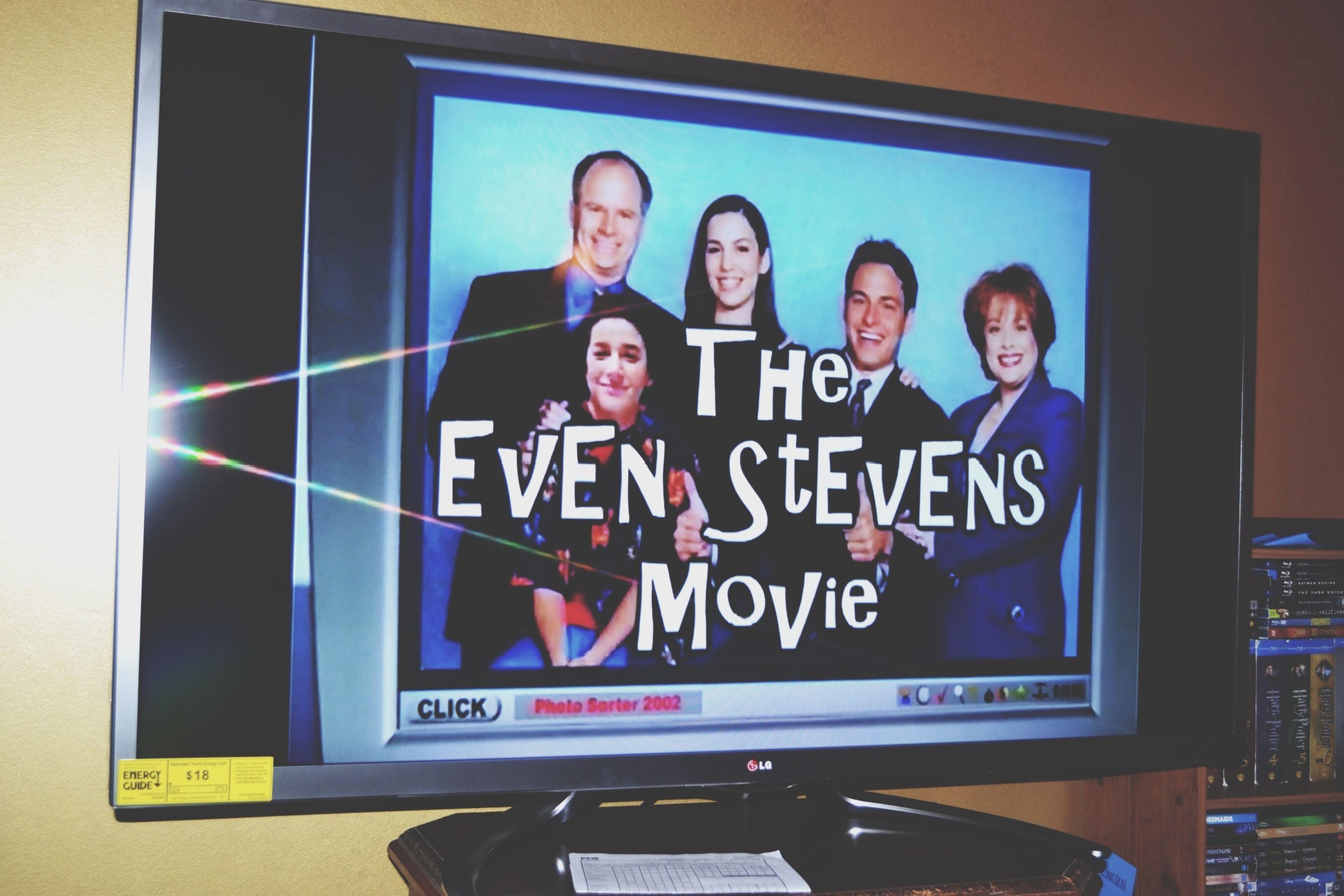 TheEvenStevensMovie is on! Mychildhood