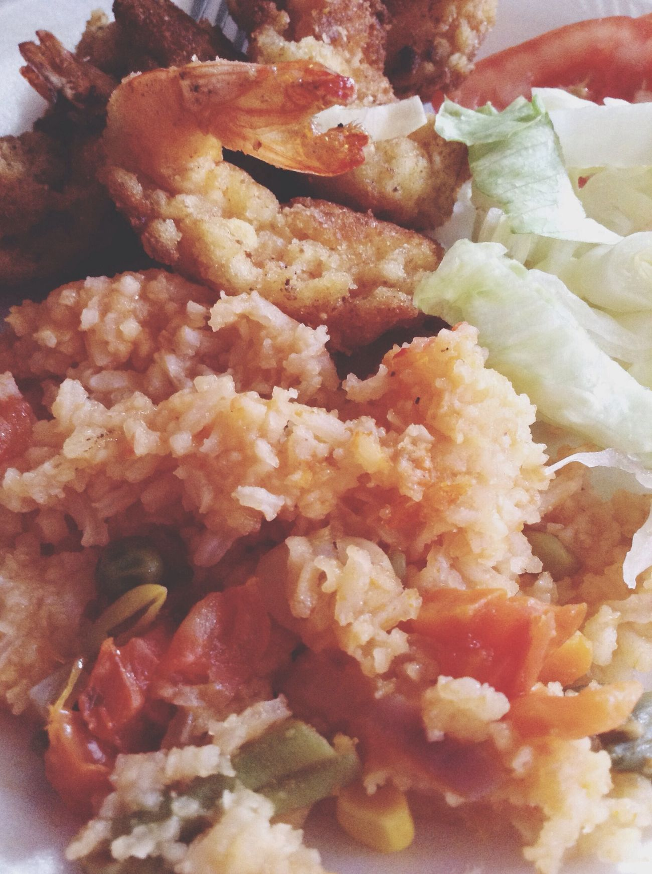 Food Porn Fried Shrimp My Food Is The Bomb.com