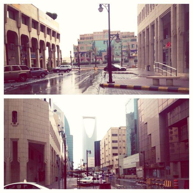 Rainy Friday Morning;)