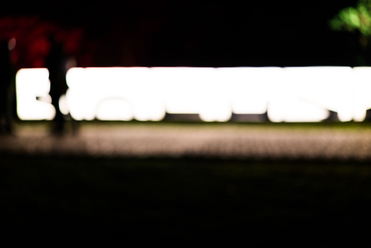 Close-up Day Field Focus On Foreground Grass Illuminated Nature No People Outdoors Playing Field Soccer Field Sport