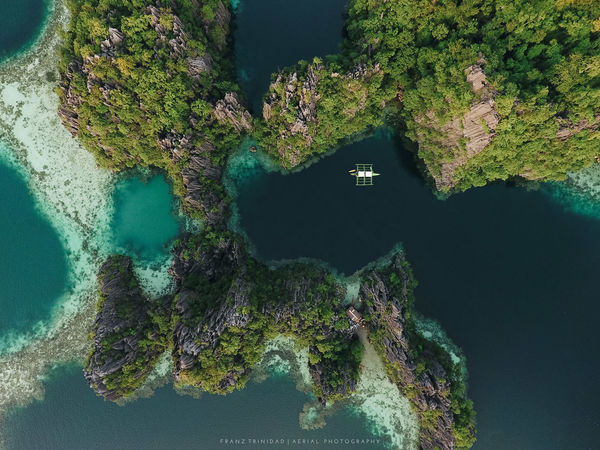 limestones and lagoons of Coron, Palawan Aerial Shot Aerial Aerial Photography Aerial View Architecture Beauty In Nature Built Structure Close-up Coron Day High Angle View Island Limestone Mountain Nature No People Outdoors Physical Geography Scenics Sea Seascape Tranquility Tree Water Waterfront