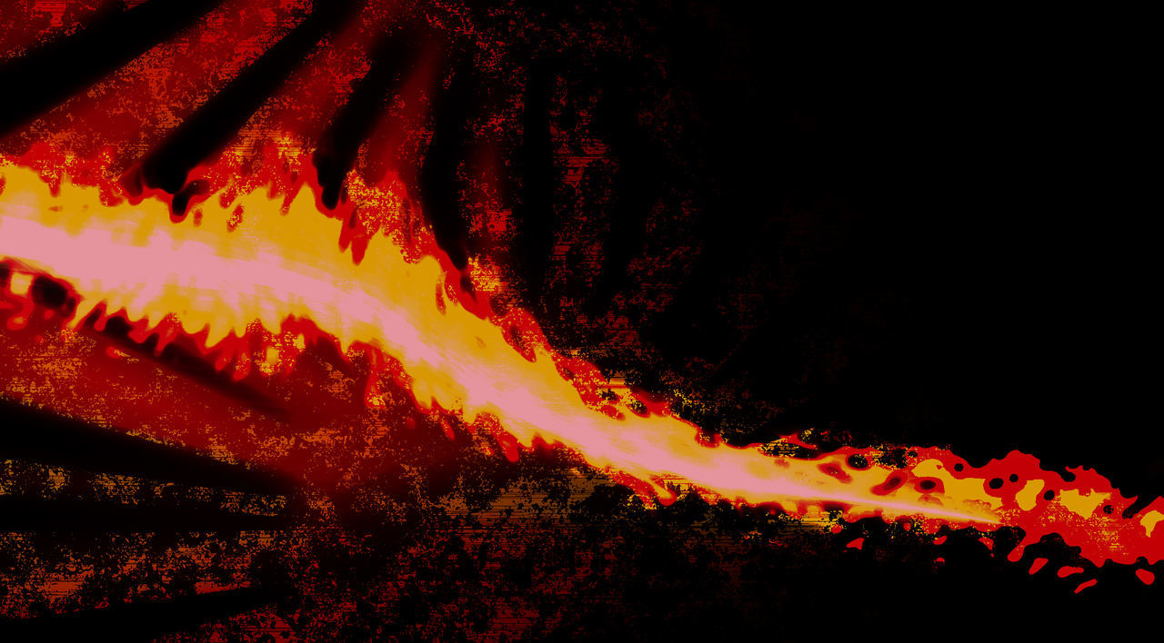 Made by me. Abstract Close-up Design Fire Flame Flames Heat - Temperature No People Red Webdesign