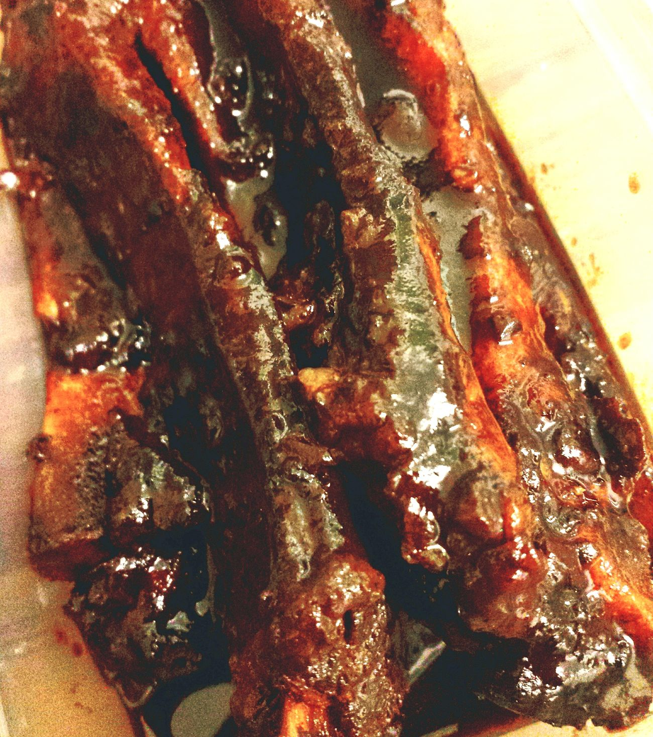 Homecooked Jackdaniels Bbq Ribs SlowCookedGoodness Slowcookedribs Delicious Foodiegram Foodieseyeem
