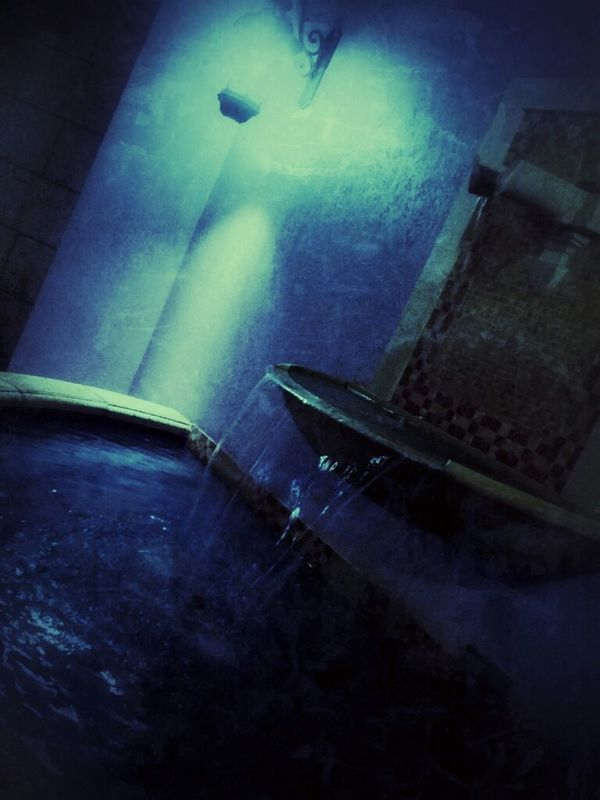 Azul ;) Urban exploration water_collection EE_Daily: Blue Friday by dontget2close