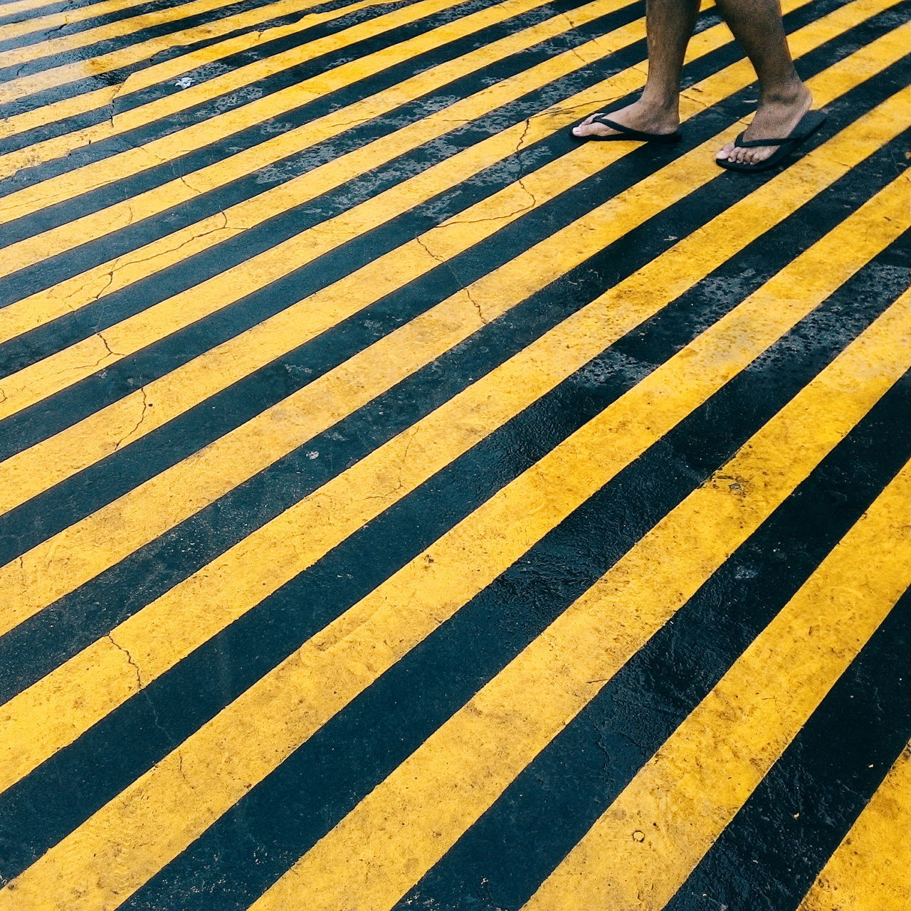 Pattern Yellow Full Frame Backgrounds No People Textured  Outdoors Day Close-up Black Patterns Black And Yellow  Black And Yellow Pattern Eyeem Philippines